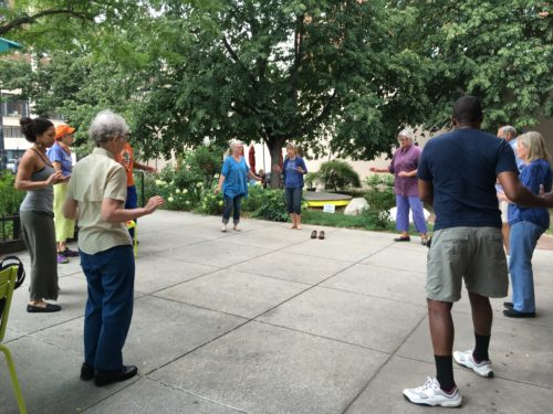 Events Archive - Friends of Congress Square Park